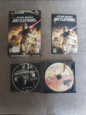 Start wars battlefront PC game for Sale in Ontario, CA