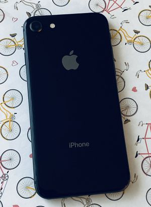 iPhone 8 64GB Clean Unlocked AT&T T-Mobile, Metro, Cricket, Telcel for Sale in Los Angeles, CA