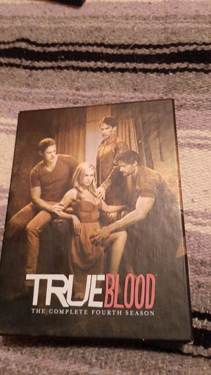 True Blood Complete Fourth Season for Sale in Evansville, IN