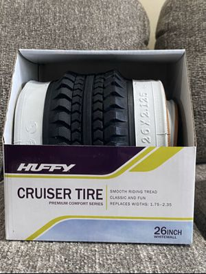 """Huffy Cruiser Tire 26"""" Whitewall for Sale in Irwindale, CA"""