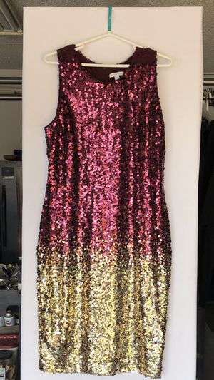 New York Company sequin dress-LARGE for Sale in Las Vegas, NV