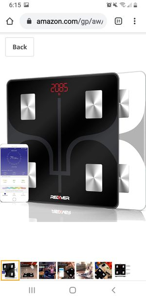 Body Composition Smart Scale for Sale in HALNDLE BCH, FL