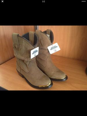 Smokey Mountain Cowboy Boots NWT for Sale in Peabody, MA