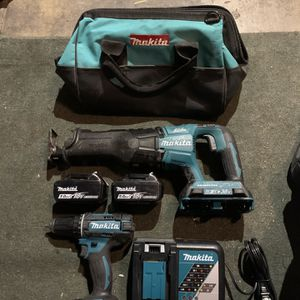 Makita Tools Everything For 350$ for Sale in San Jose, CA