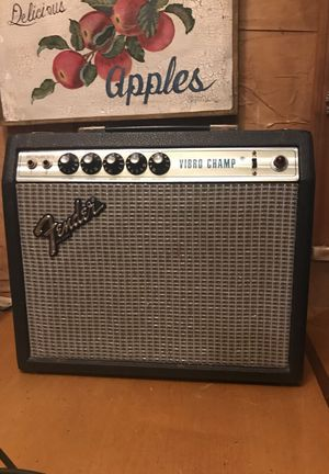 Fender Guitar Amplifier 1970's for Sale in Tacoma, WA