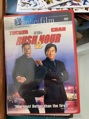 Rush Hour 2 movie for Sale in Sharon, MA