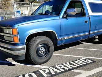 1990 Chevrolet Silverado Long Bed V-8 manual for Sale in Los Angeles,  CA