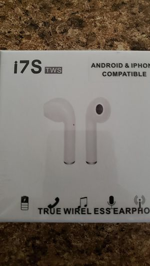 bluetooth headsets for iPhones & android for Sale in Douglasville, GA