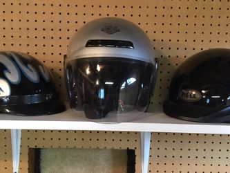 Three Motorcycle Helments for Sale in Federal Way,  WA