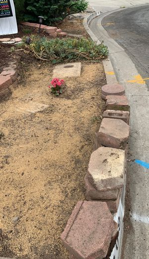 Free bricks, pavers for Sale in Fullerton, CA