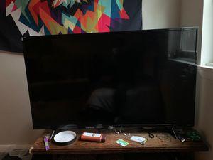 "Roku smart tv 55"" for Sale in Johnson City, TN"