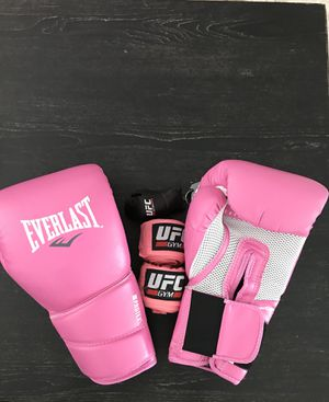 New Everlast Pink Boxing Gloves for Sale in Scottsdale, AZ