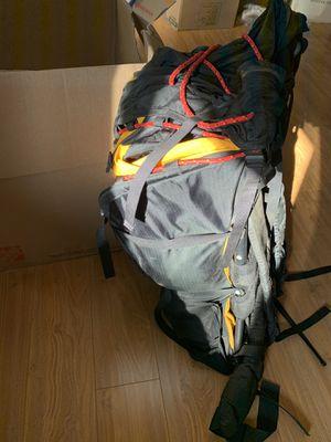 External frame huge backpack - Eureka Atlas 6680 cu in for Sale in Los Angeles, CA