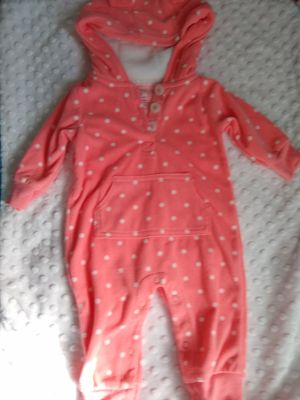 Baby One-piece Hoodies for Sale in Mount Rainier, MD