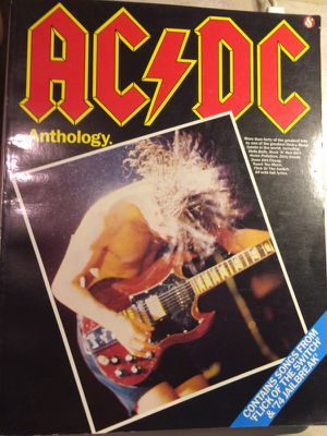 AC/DC Anthology Guitar Sheet Music. for Sale in Parkersburg, WV