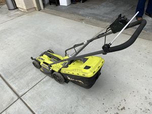 Lawnmower and weed walker for Sale in Nuevo, CA