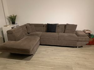 Modern Sleeper Sectional for Sale in Portland, OR