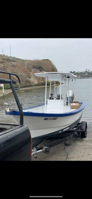 21ft Panga Fishing Boat for Sale in Huntington Beach, CA