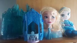Disney doll frozen collection lot for Sale in Turlock, CA