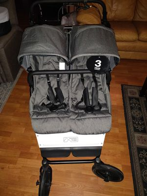 Mountain Buggy Double Stroller and diaper bag for Sale in Los Angeles, CA