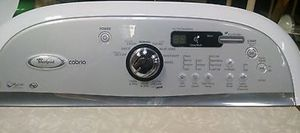 User Control Panel Assembly for Maytag Bravos, Whirlpool Cabrio & Kenmore Oasis Washers for Sale in Los Angeles, CA
