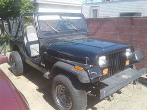 90 Jeep wrangler parts for sale for Sale in Long Beach, CA