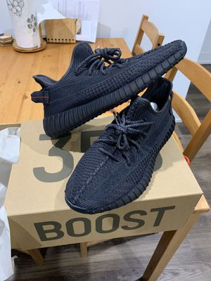 Yeezy 350 v2 Black new Ds sz 8 and 9 for Sale in Los Angeles, CA