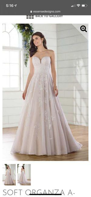 Essense of Australia wedding dress for Sale in Greenville, NC