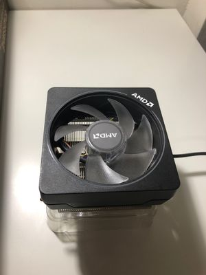 Wraith prism cpu cooler $35 or best offer for Sale in Montclair, VA