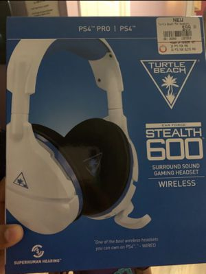 PS4 Headsets for Sale in Upper Marlboro, MD