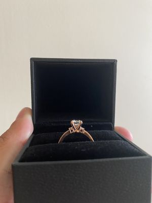 Duet diamond engagement ring for Sale in Fort Bragg, NC