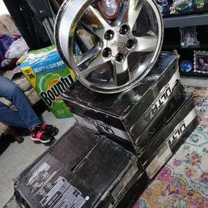 Jeep Wheels 200 Obo for Sale in Martinez, CA