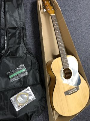 Brand new Sequoia Full size acoustic guitar for Sale in Beverly, MA