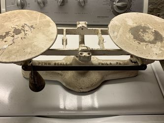 Antique Penn Scale for Sale in Drexel Hill,  PA