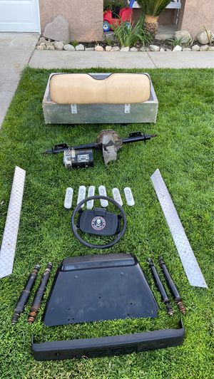 Ez Go golf cart parts for Sale in Alta Loma, CA