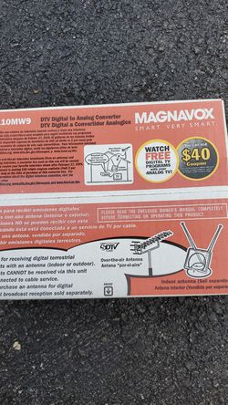 Magnavox Digital to Analog Converter for Sale in Cumberland,  VA