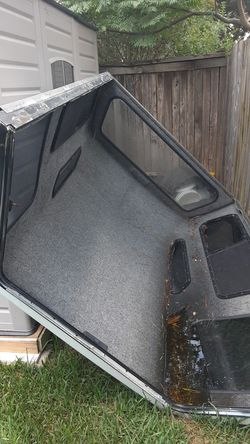 Leers camper shell for Sale in Humble,  TX