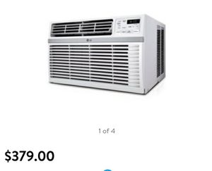 LG Window AC Units (Used for a few Months) for Sale in Naples, FL
