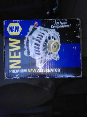 NAPA Auto New (not refurbished) Alternator 1N-4577 for GMC/Chevy Trucks for Sale in Seattle, WA