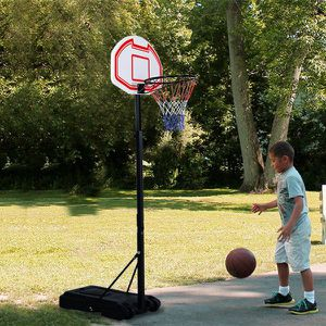 Adjustable Portable Junior Basketball Hoop System for Sale in Los Angeles, CA