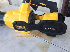 Dewalt 60v flex volt blower tool only for Sale in Grand Prairie, TX