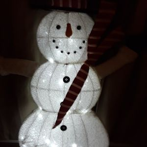 Lighted Snowman for Sale in Garden Grove, CA