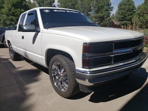 98 Chevy Silverado Extended Cab (2WD) for Sale in Lakeside, AZ