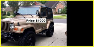 ֆ1OOO_1999 Jeep Wrengler for Sale in Anaheim, CA