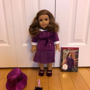 Rebecca American Girl Doll With Accesories for Sale in Naperville, IL