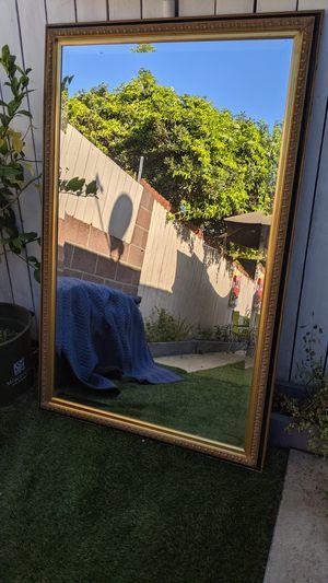 Big mirror 67x43 for Sale in Garden Grove, CA