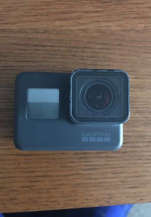 Gopro hero 5 NO memory card or battery used for Sale in Ashburn, VA
