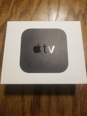Apple tv 4k 64 gb for Sale in Bessemer City, NC