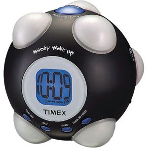 Wacky Phrases Shake N Wake Alarm Clock (Timex) for Sale in Weston, FL