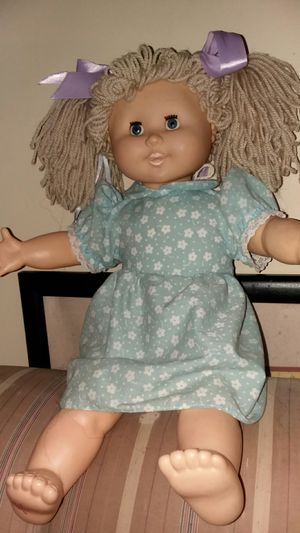 Talking Cabbage Patch Doll for Sale in Columbus, OH